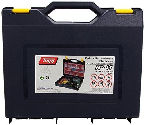 koffer fuer elektrowerkzeuge maschinenkoffer tacker saebelsaege akku bohrmaschine - Koffer für Elektrowerkzeuge Maschinenkoffer Tacker Säbelsäge Akku-Bohrmaschine