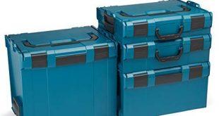 Bosch Sortimo L Boxx Werkzeugkoffer Set Groesse 102 374 in Gruen 310x165 - Bosch Sortimo L-Boxx Werkzeugkoffer Set | Größe 102-374 in Grün | Bosch Werkzeugkoffer Leer | Kompatibel mit L-Boxx